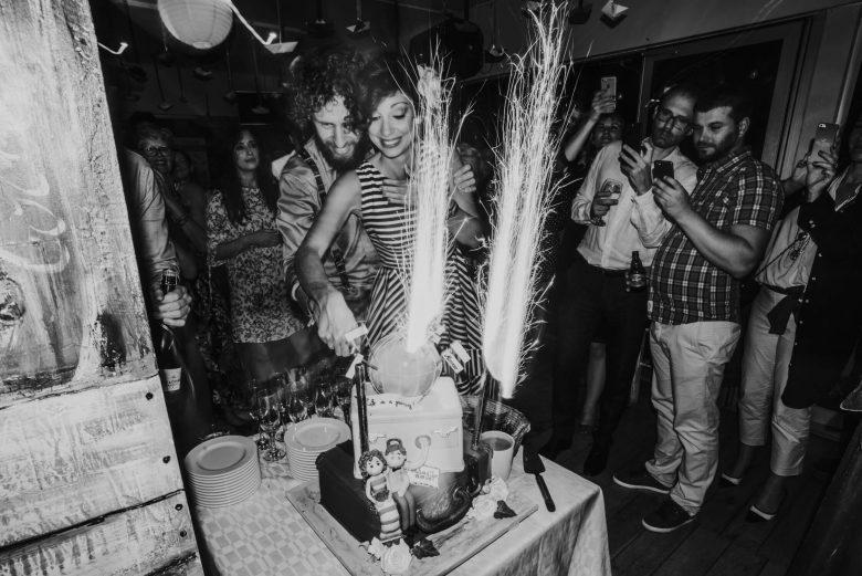 wedding tart cake sparkles party serbia belgrade
